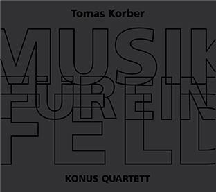 Tomas Korber Musik F R Ein Feld Cd 27268